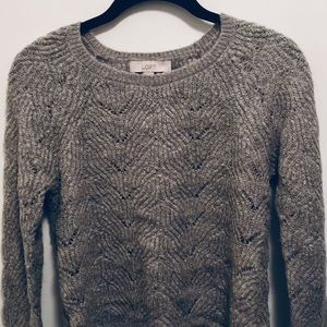 Loft Crewneck Sweater